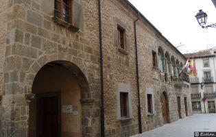 Palacio renacentista - Ágreda