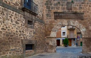 Puerta de Felipe II - Ágreda