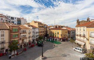 Plaza Mayor de Ágreda