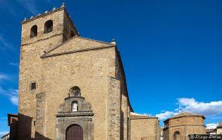 Iglesia de San Juan - Ágreda