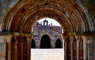 Iglesia de San Andrés - Aguilar de Campoo