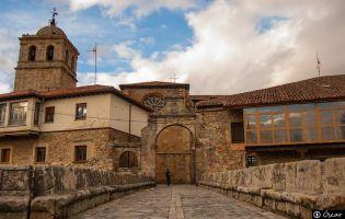 Puerta del Portazgo - Aguilar de Campoo