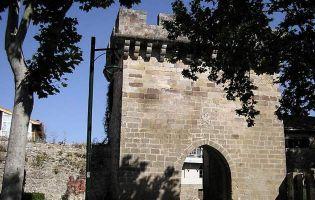 Puerta del Paseo Real - Aguilar de Campoo