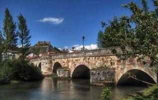 Puente Mayor - Aguilar de Campoo