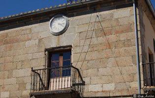 Casa del Reloj - El Barco de Ávila