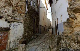 Calle la Gallareta - El Barco de Ávila