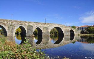 Puente románico - El Barco de Ávila