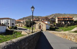 Ermita del Cristo - El Barco de Ávila