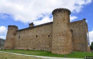 Castillo de Valdecorneja  - El Barco de Ávila