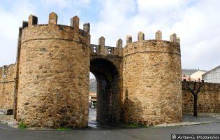 Puerta del Ahorcado - El Barco de Ávila