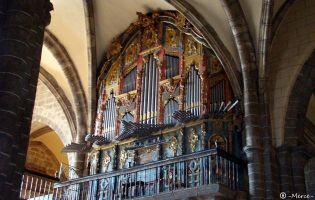 Órgano barroco - Iglesia de la Asunción