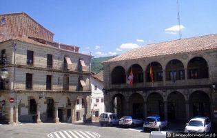 Plaza Mayor - Béjar