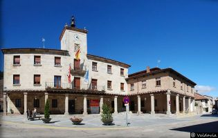 Ayuntamiento Cervera de Pisuerga