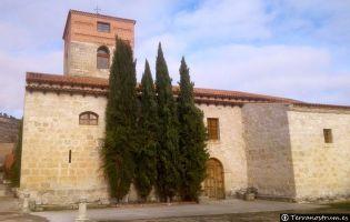 Iglesia románica de San Martín - Curiel de Duero