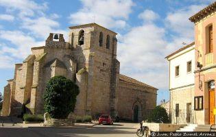 Iglesia de Santa María - Curiel de Duero