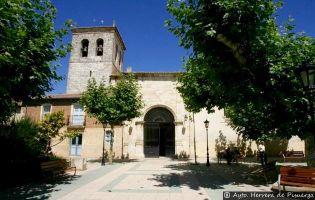 Iglesia de Santa Ana - Herrera de Pisuerga