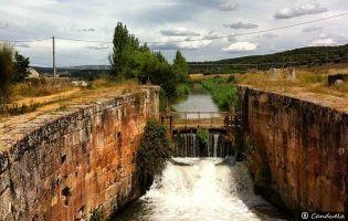 Canal de Castilla - Herrera de Pisuerga