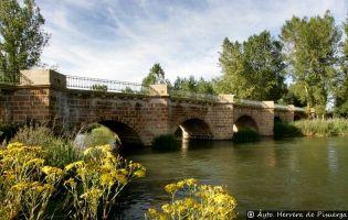 Puente de Herrera de Pisuerga