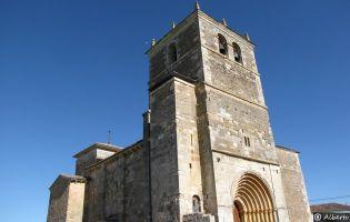 Iglesia de Zorita del Páramo.