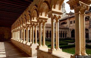 Monasterio Cisterciense - San Andrés de Arroyo