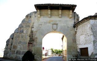 Puerta Nueva - Herrera de Pisuerga