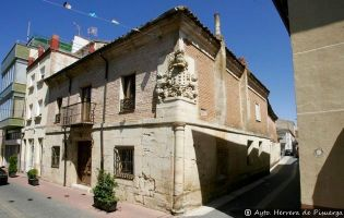 Casa de Don Jacinto Félix Salazar - Herrera de Pisuerga