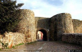 Puerta de San Nicolás - Ledesma