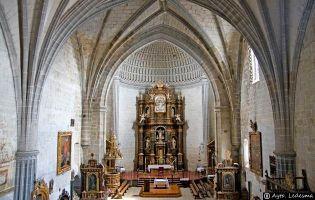 Iglesia de Santa María - Ledesma
