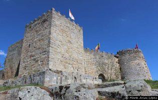 Castillo de Ledesma.