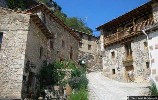 Arquitectura popular - Orbaneja del Castillo