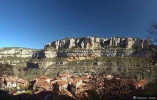 Estructuras calcáreas - Orbaneja del Castillo