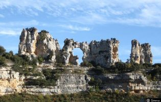Un paseo por Orbaneja del Castillo