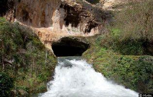Cascadas Orbajeja del Castillo