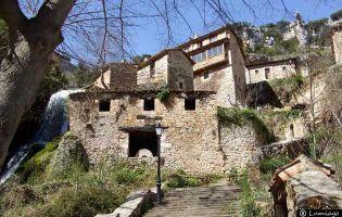 Molino - Orbaneja del Castillo