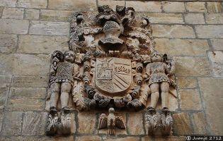 Escudo nobiliario - Pesquera de Ebro
