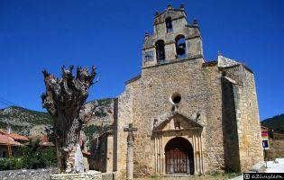 Iglesia de Pesquera de Ebro