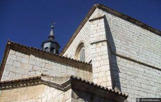Iglesia de San Pedro - Tordesillas