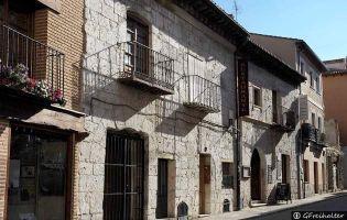 Calle de la Luna - Tordesillas