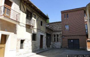 Rincón mudéjar - Tordesillas