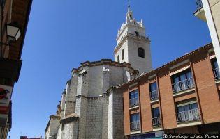 Iglesia de Santa María - Tordesillas