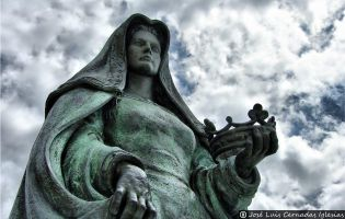 Monumento a Juana I - Tordesillas