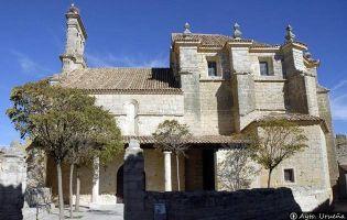 Iglesia de Santa María del Azogue - Urueña