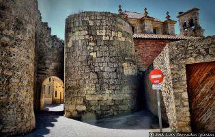Puerta del Azogue y la de la Villa - Urueña