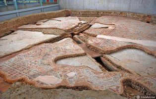 Mosaicos - Villa romana la Olmeda