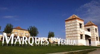 Visita Bodega Marqués de Velilla