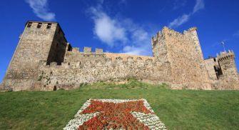 Visita castillo templario Ponferrada