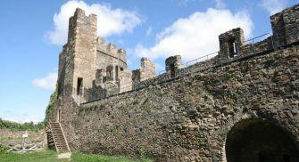 Visita Castillo de Ponferrada