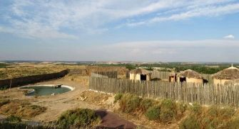Visita Parque Arqueológico de Roa de Duero
