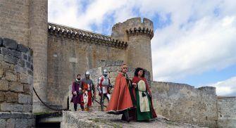 Visitas Teatralizadas Castillo de Villafuerte de Esgueva