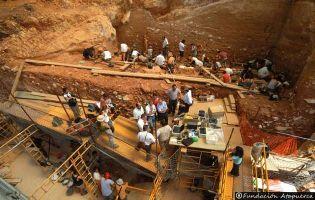 Gran Dolina - Yacimientos Atapuerca